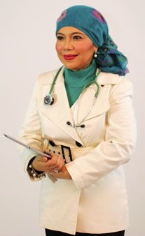 dr. Widya Murni, MARS, Dipl of IHS